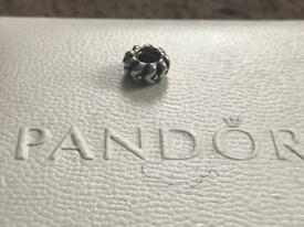 Genuine Pandora Mini Heart Charm