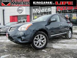 2012 Nissan Rogue LEATHER, HEATED SEATS, ROOF RAILS, START STOP