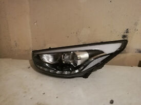 Hyundai IX35 Lamp Head Left Hand Head Light