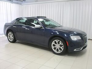 2017 Chrysler 300 ENJOY THIS SPECIAL OFFER!!! 300C AWD SEDAN w/