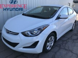 2016 Hyundai Elantra L+ VERY LOW KMs | FACTORY WARRANTY | GREAT