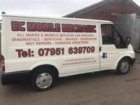 Mobile Mechanic Edinburgh and the Lothians