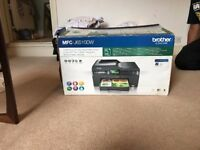 Brother MFC-J6510DW Professional A3 Colour injet Multifunctional Printer with Fax.