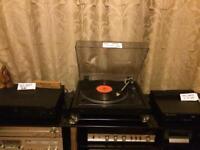 Cambridge stereo set up