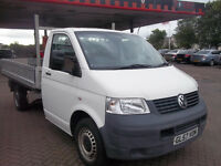2008 low low milage VW TRANSPORTER PICK EXCELLENT CONDITION NEW BRAKES TYRES TOOLBOX NEW LOW PRICE