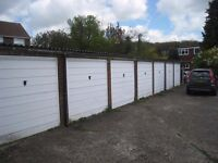 Garages available NOW: Midhurst Hill Bexleyheath DA6 7NP