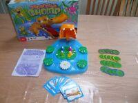 Hasbro Crocodile Chomp game