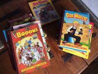 Oor Wullie/Broons books