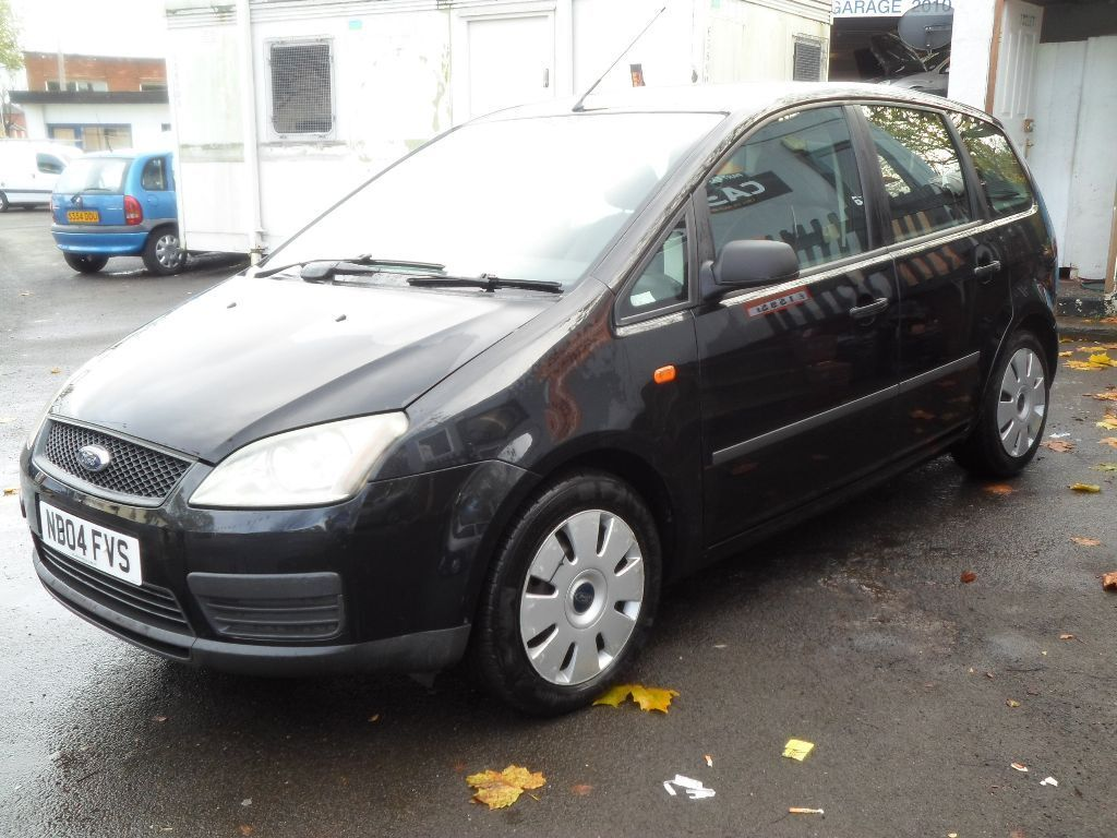 ford c max 2004 1 6 tdci automatic very good car 3 month. Black Bedroom Furniture Sets. Home Design Ideas