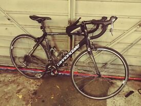 Cannondale Synapse 8 Claris 14 M As New Mens Road Bike Bicycle