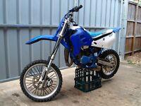 Yamaha YZ 80 Motocross