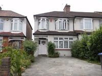 well maintained three bedroom two reception modern end of terrace family home chain free