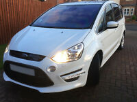Ford S-Max Titanium X Sport (2014) Immaculate Condition