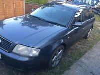 AUDI A6 ESTATE 2.5LTR TDI AUTOMATIC FULL LEATHER INTERIOR EXCELLENT CONDITION