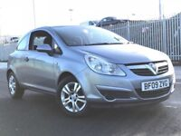 VAUXHALL CORSA 1.2 ACTIVE 2009 (09 REG)*£1999*LONG MOT*3 DOOR*CHEAP CAR TO RUN*PX WELCOME*DELIVERY