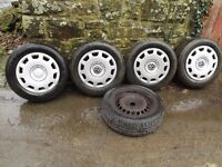 For sale Wheel Rims & Tyres