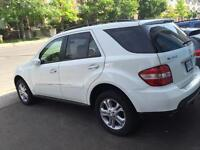 2008 Mercedes-Benz M-Class 4 Matic SUV, Crossover