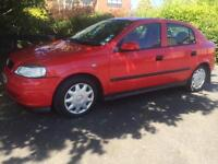 2001 AUTOMATIC Astra 1.6