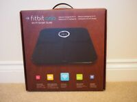 Fitbit Aria WiFi Scales with Original Packaging - Great Condition