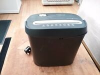 WH. Smith electric paper shredder