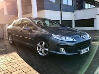 Peugeot 407 AUTO, 2.0 HDI 136 (6) FULL SERVICE HISTORY, EXCELLENT ENGINE AND GEARBOX