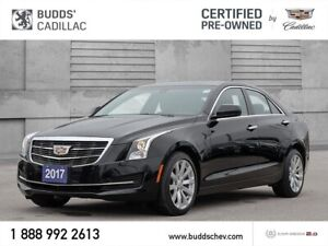 2017 Cadillac ATS 2.0L Turbo 2.99% for up to 60 months O.A.C....