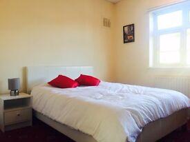 4 spacious rooms to rent (Bills Inc) £425 - £575