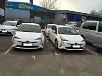 UBER READY PCO TOYOTA PRIUS 64/15 PLATES FROM £235//ALSO 16 PLATES AVAILABLE