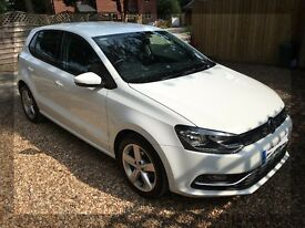 Volkswagen Polo 1.4 TDI BlueMotion Tech SEL Hatchback 5dr (start/stop)