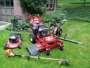 Lawn cutting services in brampton and Missuga