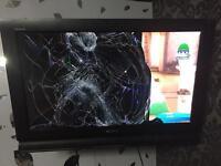 Lcd Tv 32 inch Faulty screen