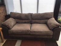 3 seater sofa.