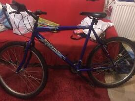 Mountain bike blue reef rrp£300