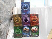STARGATE SG-1 SEASON 1-7 41 DISC DVD COLLECTION BOX SET LIKE NEW
