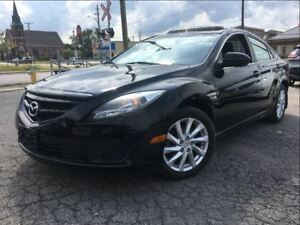 2013 Mazda MAZDA6 GS SUNROOF ALLOYS