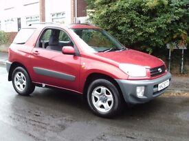2003 Toyota Rav 4 well moted, immaculate condition thoughout, drives like brand new