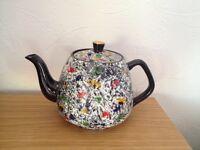 Vintage, retro style teapot