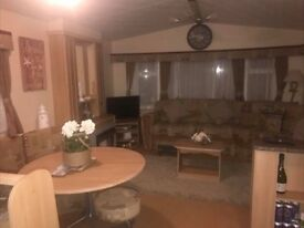 3 bedroom Caravan for Rent!!! The orchards in St Osyth near Clacton Essex (Haven site)