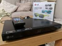 LG 3D Blu-ray player