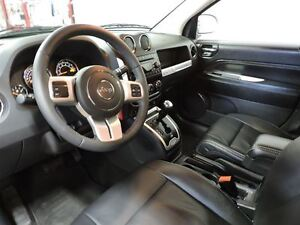 2015 Jeep Compass NORTH HIGH ALTITUDE CUIR TOIT West Island Greater Montréal image 11