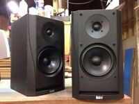 B&W DM302 Bookshelf Speakers