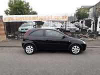 *****TRADE IN TO CLEAR VAUXHALL CORSA 1.0 LITRE 2006/56 LONG MOT £895