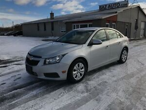 2012 Chevrolet Cruze LT Turbo w/1SA Only  70500km