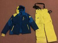 Brand new spyder ski suit 14y
