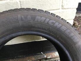 Michelin Winter Tyres (175/65 R14 82T)