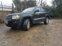 Jeep Grand Cherokee 2007 (G-CHEROKEE OVERLAND CRD A)