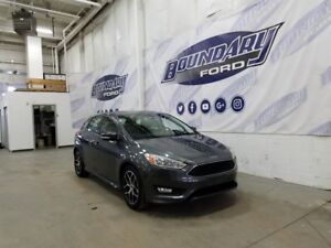 2018 Ford Focus SE Hatchback 2.0L