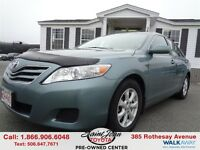 2011 Toyota Camry LE $133.61 BI WEEKLY!!!