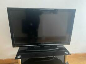 40 inch SHARP LCD HD TV + STAND