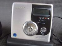 Sony Mini Disc Player/Recorder MZ-MH900